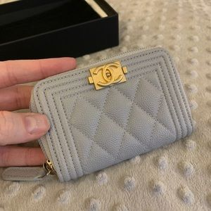 Chanel O Coin Purse